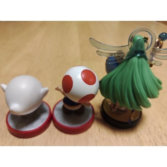 任天堂(ニンテンドウ)のamiibo  3体セット エンタメ/ホビーのフィギュア(ゲームキャラクター)の商品写真