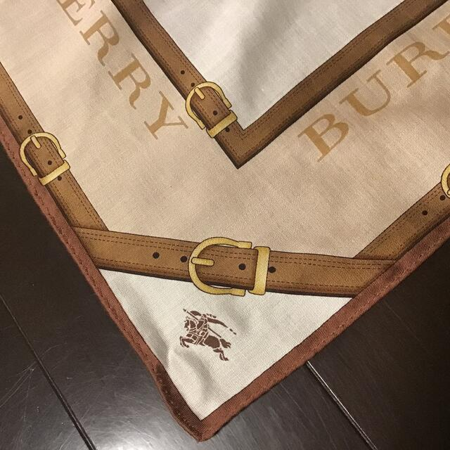 BURBERRY(バーバリー)のバーバリーの大判ハンカチ レディースのファッション小物(ハンカチ)の商品写真