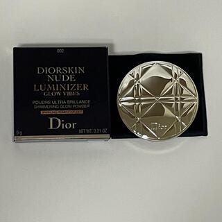 ディオール(Dior)のディオールスキン ミネラルヌード ルミナイザー パウダー〈フェイスパウダー〉(フェイスパウダー)