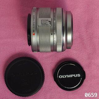 OLYMPUS - オリンパス M.ZUIKO 標準 ズーム デジタル カメラ レンズ シルバー