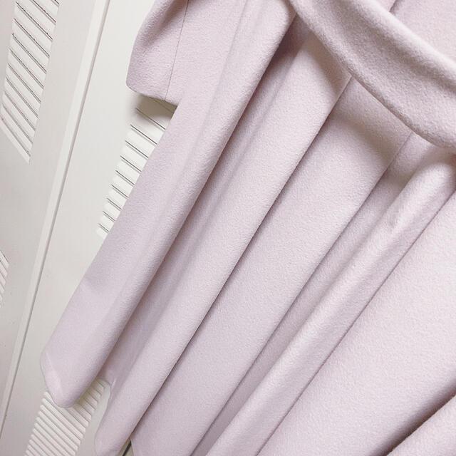 Mystrada(マイストラーダ)の【ほぼ新品】Mystrada✧バックベルテッドコート レディースのジャケット/アウター(ロングコート)の商品写真