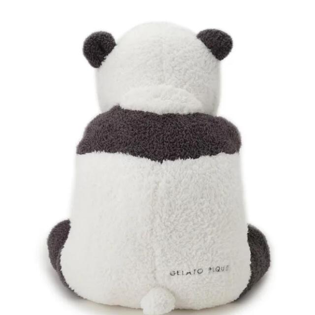 gelato pique(ジェラートピケ)のジェラピケ パンダ抱き枕 エンタメ/ホビーのおもちゃ/ぬいぐるみ(ぬいぐるみ)の商品写真