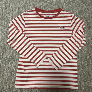 ザノースフェイス(THE NORTH FACE)のノースフェイスキッズ長袖カットソー140(Tシャツ/カットソー)
