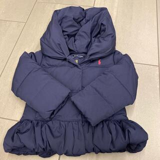 ラルフローレン(Ralph Lauren)のラルフローレン110女の子コートアウタートップス冬キッズベビー服(コート)