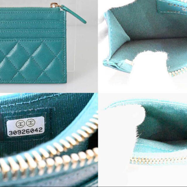 CHANEL(シャネル)のシャネル マトラッセ コインケース 美品 レディースのファッション小物(財布)の商品写真