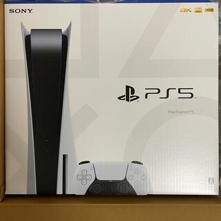 PlayStation - 【新品】ps5 プレイステーション5 本体 新型 領収書付き