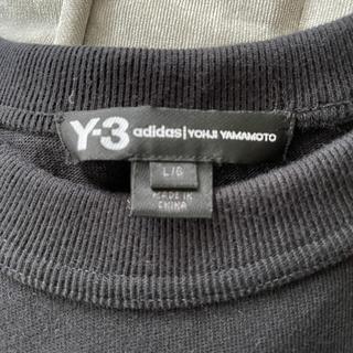 ワイスリー(Y-3)のY-3 オーバーサイズ 厚手シャツ(Tシャツ/カットソー(半袖/袖なし))
