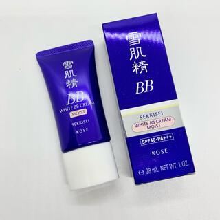 雪肌精 - 新品未使用 KOSE コーセー 雪肌精 ホワイトBBクリーム 30g  #002