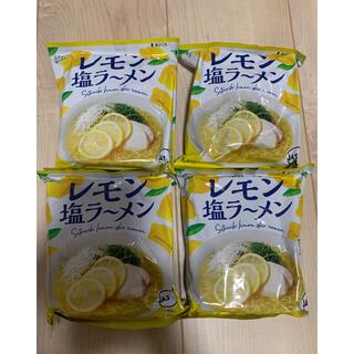 カルディ(KALDI)の★値引き★瀬戸内塩レモンラーメン 4個(インスタント食品)