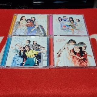 ノギザカフォーティーシックス(乃木坂46)の美品 乃木坂46 CD 初回仕様限定 6タイトル(ポップス/ロック(邦楽))