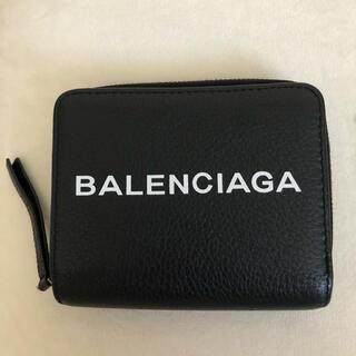 Balenciaga - BALENCIAGA バレンシアガ 財布 2つ折り メンズ レディース