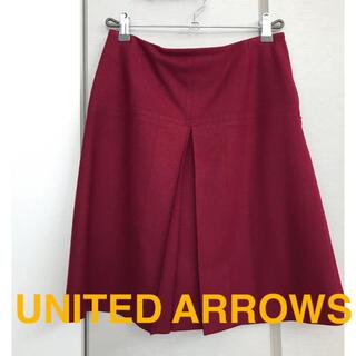 ユナイテッドアローズ(UNITED ARROWS)のUNITED ARROWS  ひざ丈スカート(ひざ丈スカート)
