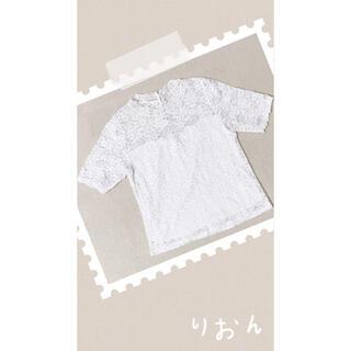 ヘザー(heather)の激安♡ヘザー♡レース♡ブラウス(シャツ/ブラウス(半袖/袖なし))