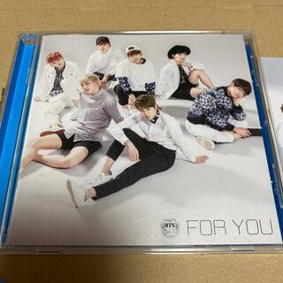 防弾少年団 『FOR YOU』 JAPAN 1st Anniversary盤