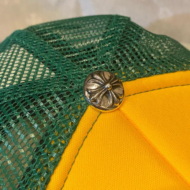 Chrome Hearts(クロムハーツ)の激レア クロムハーツ mattyboy SEXRECORDS 新作 キャップ メンズの帽子(キャップ)の商品写真