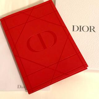 Christian Dior - ディオール ノート carnet notebook Dior