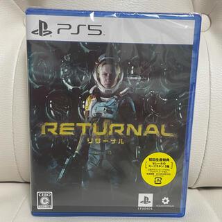 PlayStation - Returnal リターナル PS5