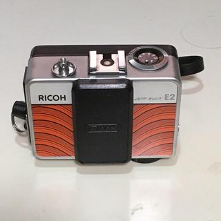 リコー(RICOH)のRICHO オートハーフ E2 フィルムカメラ(フィルムカメラ)