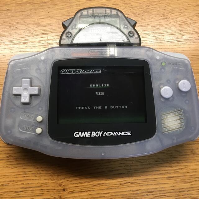 GBA ゲームボーイアドバンス エンタメ/ホビーのゲームソフト/ゲーム機本体(携帯用ゲーム機本体)の商品写真