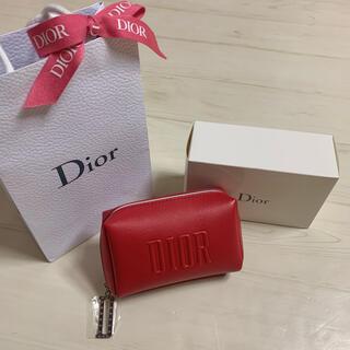 ディオール(Dior)のDior ディオール ポーチ ショッパー付(ポーチ)