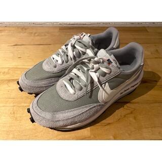 サカイ(sacai)のsacai fragment Nike LDWaffle グレー27.5cm(スニーカー)