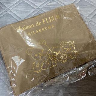 Maison de FLEUR - メゾンドフルール  リラックマ スクエアトートバッグ