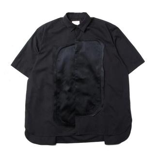 COMME des GARCONS - omar afridi 21ss 半袖シャツ