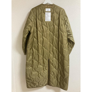 HYKE - 新品未使用 21FW  HYKE QUILTED LINER COAT