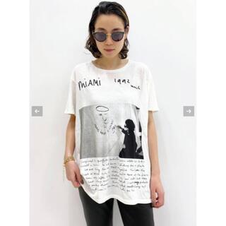 L'Appartement DEUXIEME CLASSE - ★R13 U2 Maiami Tシャツ★AP STUDIO