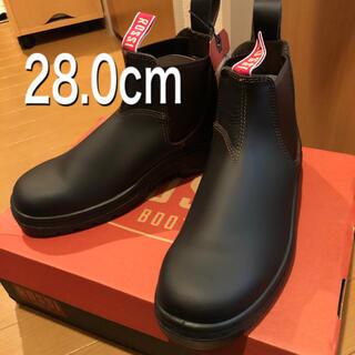 ブランドストーン(Blundstone)の【新品未使用】Rossi boots サイドゴアブーツ UK9.5(ブーツ)