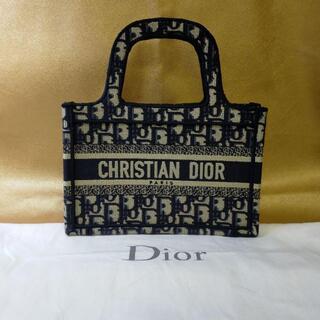 クリスチャンディオール(Christian Dior)のDIOR(ディオール)BOOK TOTE ミニバッグ(トートバッグ)