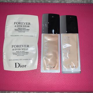 ディオール(Dior)のディオール ファンデーション サンプル(サンプル/トライアルキット)