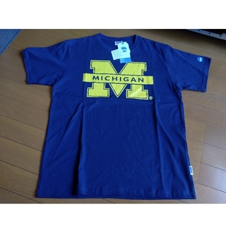 しまむら - NCAA Tシャツ ミシガン大 メンズM