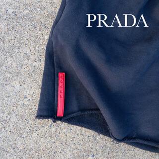 PRADA - PRADA sport スウェットショーツ ショート丈