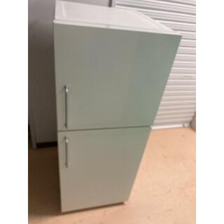 ムジルシリョウヒン(MUJI (無印良品))の大人気無印良品冷蔵庫バータイプ 大阪、大阪近郊配送無料(冷蔵庫)