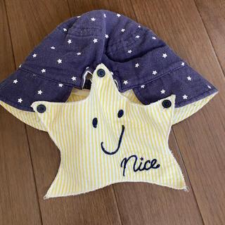プティマイン(petit main)のベビー帽子(帽子)