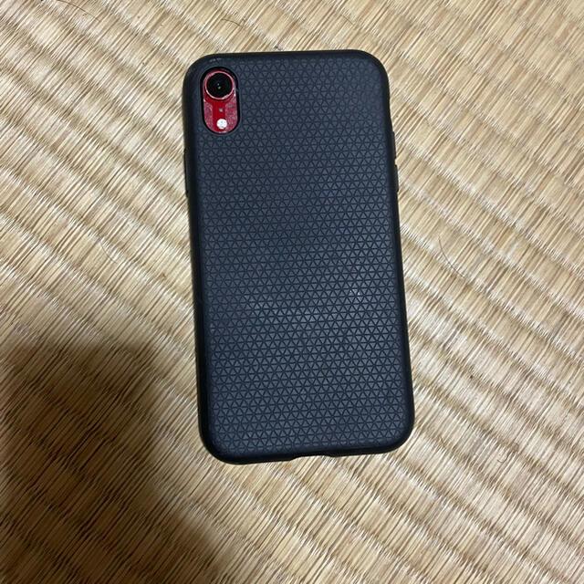 iPhone(アイフォーン)のiPhone XR レッド ジャンク スマホ/家電/カメラのスマートフォン/携帯電話(スマートフォン本体)の商品写真