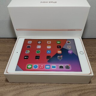 Apple - 新品同様 Ipad Mini5 第5世代 Model Wifi 256GB
