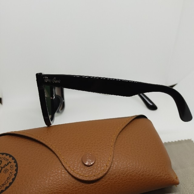 Ray-Ban(レイバン)のRay-Ban レイバン サングラス made:ITALY ブラック 偏光 メンズのファッション小物(サングラス/メガネ)の商品写真