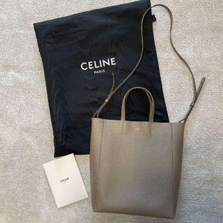 celine - セリーヌ カバ スモール ショルダー バッグ トートバッグ トープ