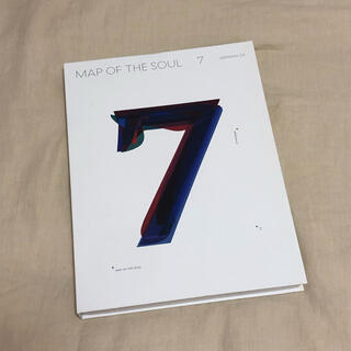 BTS MAP OF THE SOUL 7 VERSION 03