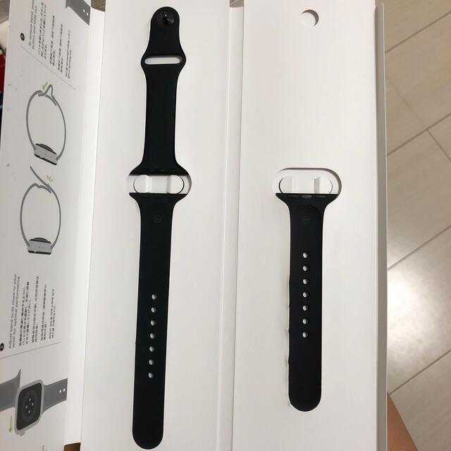 Apple Watch(アップルウォッチ)のApple Watch スポーツバンド スマホ/家電/カメラのスマートフォン/携帯電話(その他)の商品写真