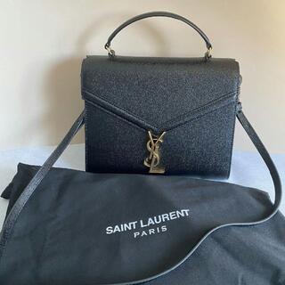 Yves Saint Laurent Beaute - イブサンローラン カサンドラ トップハンドル ショルダーバッグ
