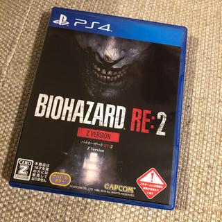 PlayStation4 - バイオハザード RE:2 Z Version PS4