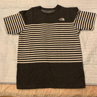 THE NORTH FACE - (極美品)ノースフェイス ボーダー Tシャツ