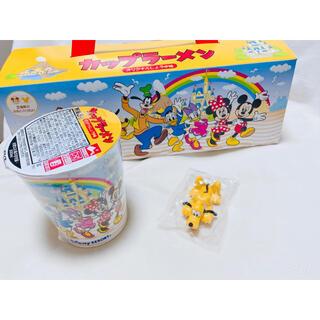 ディズニー(Disney)のディズニーランド お土産 プルート カップラーメンの重し・箸置き セット(麺類)