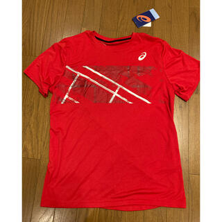 アシックス(asics)の新品未使用!asics アシックス メンズテニスウェア ゲームシャツ(ウェア)