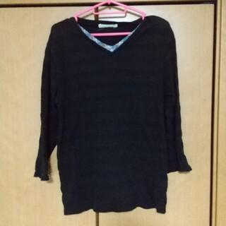 七分袖 Tシャツ(Tシャツ/カットソー(七分/長袖))