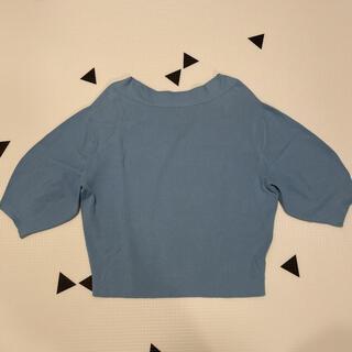 ユナイテッドアローズ(UNITED ARROWS)の七分袖ニットセーター ユナイテッドアローズ(ニット/セーター)