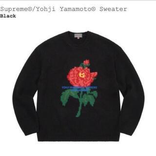 Supreme - supreme Yohji yamamoto sweater mサイズ 美品